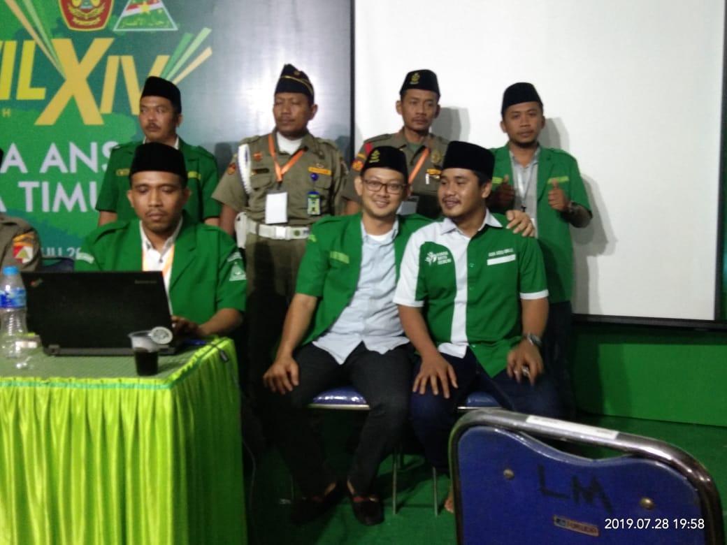 Gus Syafiq Sauqi, Lc, Nahkoda Baru PW GP Ansor Jatim Periode 2019 - 2023