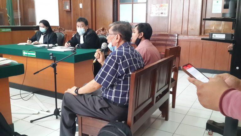 Kadiono Gunawan Jadi Saksi Sidang Dugaan Kasus Penipuan Rp ...